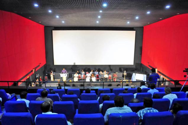 Pvs Film City, Arayidathupalam, Kozhikode