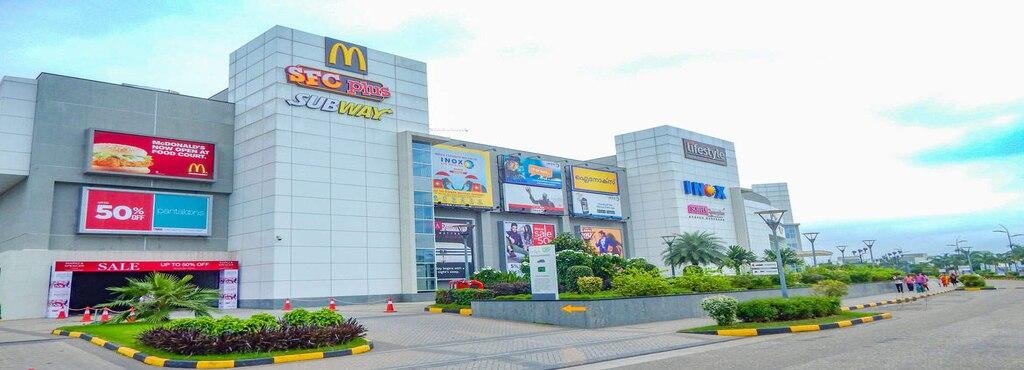 Sobha City Mall, Puzhakkal, Thrissur