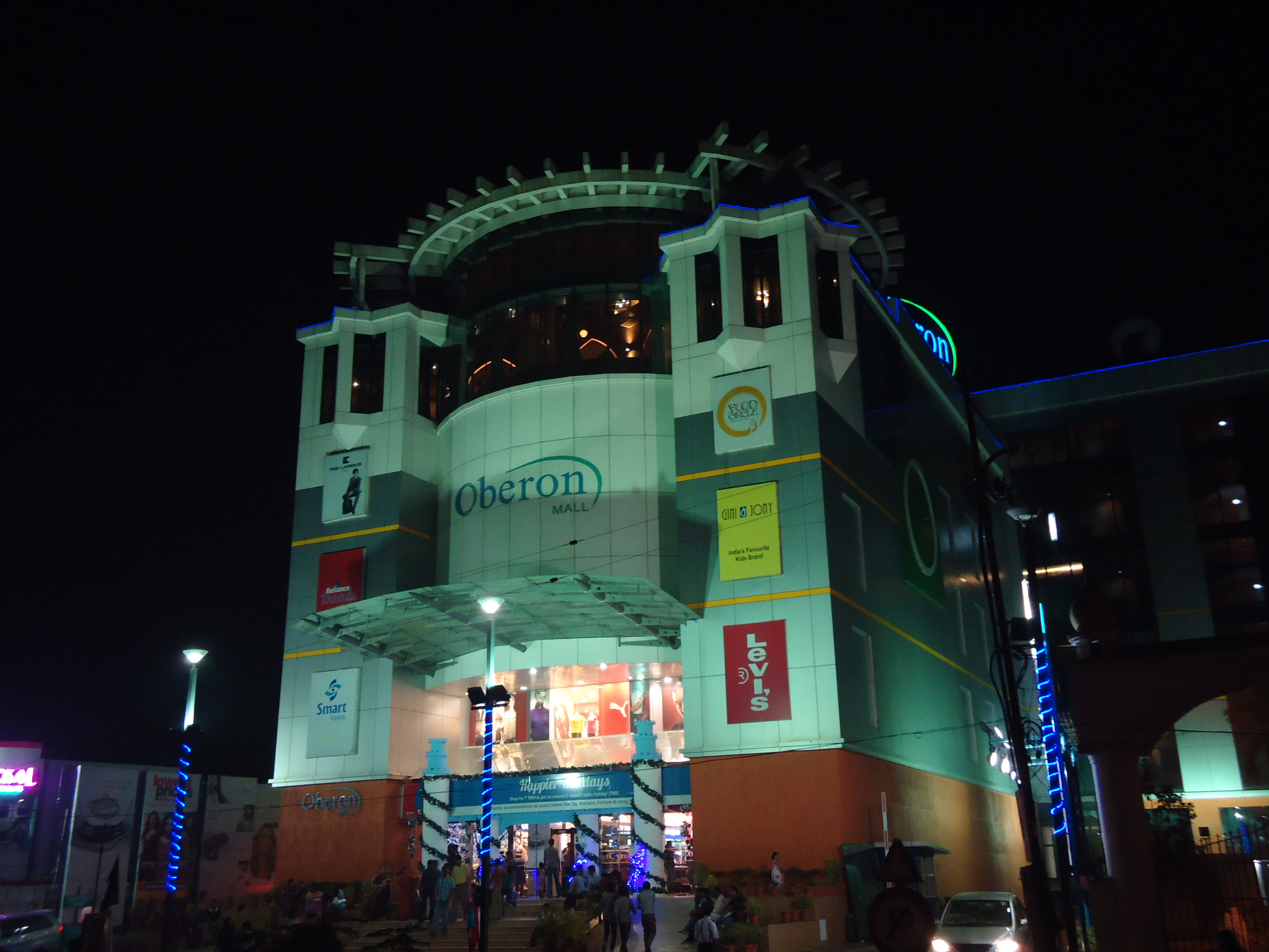 Oberon Mall, Edapally North, Kochi